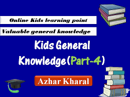 kids general knowledge questions and answers 4 youtube