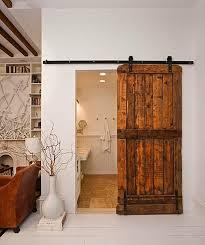 Barn Door Ideas For Bathroom 90 Best Bath Barn Doors Images On Pinterest Sliding Doors
