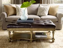 hooker furniture living room archivist accent ottoman cocktail