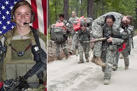 ashley white the military program that put women in combat