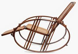 Rocking Chair Josef Hoffmann U0027s