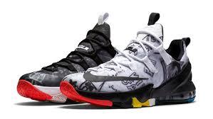 black friday basketball shoes nike lebron 13 low