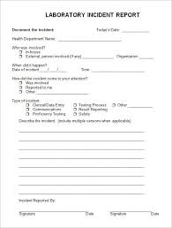patient incident report form template how to write incident reports with sles new health advisor