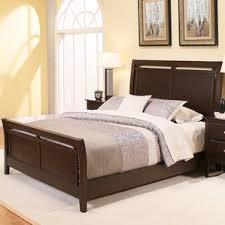 Queen Size Sleigh Bed Frame Modern U0026 Contemporary Sleigh Beds You U0027ll Love Wayfair