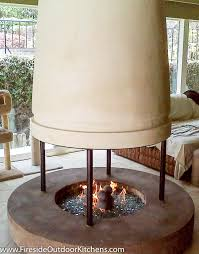 Custom Gas Fire Pits - what fire pit is right for you fireside outdoor kitchens