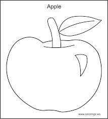 apple tree coloring pages this page allows kids to practice cutting and pasting the apples