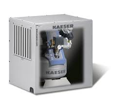 dental compressors with sound enclosure u2013 kaeser kompressoren