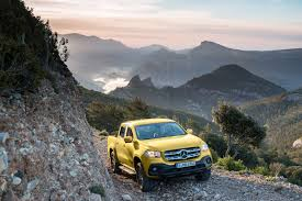new mercedes benz x class pickup revealed in full by car magazine