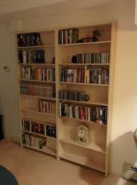 How To Make A Secret Bookcase Door Hidden Bookcase Doors To Secret Lair 12 Steps With Pictures