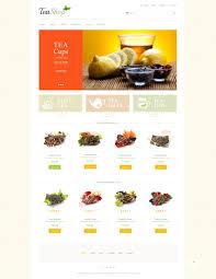tea shop woocommerce theme 47752