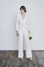 suit dress 27 white suits for a city wedding brides