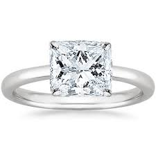 Cushion Cut Halo Diamond Engagement Ring In Platinum 15 Most Expensive Engagement Rings You Can Buy On Amazon