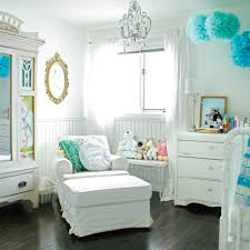 Paint Laminate Wood Floor Affordable White Nursery Ideas With White Stained Wall Interior