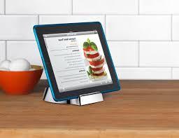 Belkin Kitchen Cabinet Tablet Mount Kitchen Gray Metal Chrome Tablet Ipad E Book Kindle Stand Holder