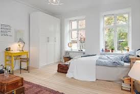 Bedroom One Furniture 10 Small One Room Apartments Featuring A Scandinavian Décor
