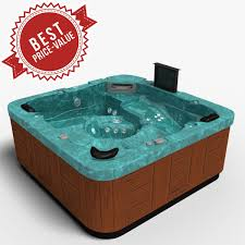 Jacuzzi Price 3d Model Whirpool Afrodite Spa Cgtrader