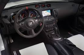 nissan 370z steering wheel nissan 370z nismo roadster concept makes its debut in chicago