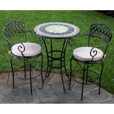 Bistro Patio Table Bistro Patio Set Ideas Jacshootblog Furnitures Make An