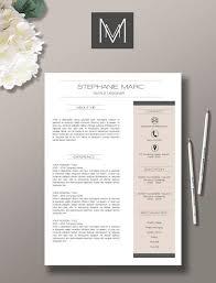 17 best resume cv template by spot on resume images on pinterest