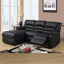 best leather reclining sofa best sectional sofas with recliners and chaise homesfeed within