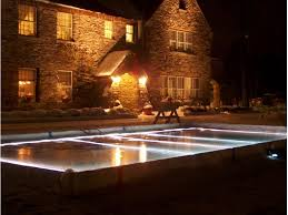 Build A Backyard Ice Rink Tips For Building A Backyard Ice Rink Avon Ct Patch