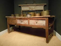 18th century bakers table stock antiques young guns