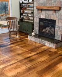Laminate Flooring Transition Between Rooms Wood Flooring Installation Tips Cochran U0027s Lumber Custom Wood