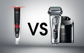 electric shaver is better than a razor for in grown hair trimmer vs shaver which is a better option