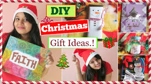 diy quick and easy christmas gift ideas youtube