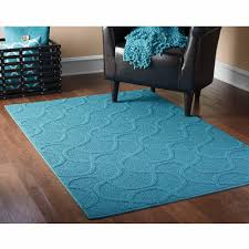 Blue Ombre Area Rug by Flooring Interesting Decorative Walmart Area Rugs For Inspiring