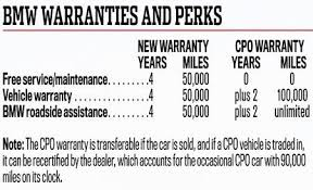 bmw cpo warranty certified pre owned 2007 bmw 335i feature features car and