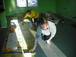 How To Lay Vinyl Flooring Helpful Tips For Glue Down Installations