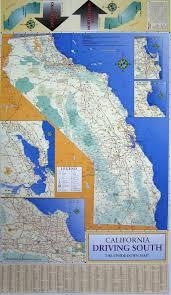 Map Of Carlsbad Ca Six Strange Maps Of California Kcet