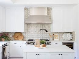 kitchen backsplash ideas for cabinets 27 kitchen tile backsplash ideas we