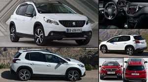 peugeot 2008 crossover peugeot 2008 1 2 puretech active hirehere ltd national