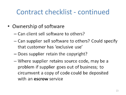 contract management 1 acquiring software from external supplier