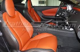 2010 camaro interior chevrolet camaro leather interiors