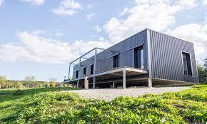 Architectural House Plans Industrial Chic Inhabitat Green Design Innovation