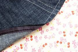 seam binding ribbon tutorial use seam binding to hem a garment sewing