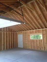 detached garage insulation greenbuildingadvisor com