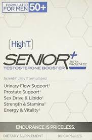 high t senior hight t senior testosterone booster supplement 90 count ebay