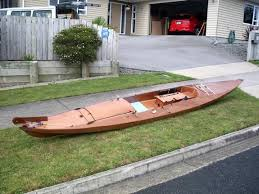 laughing loon wooden strip built kayaks and canoes build a boat
