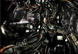 deus ex machina cyberpunk movie wallpaper and background