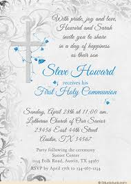 communion invitation holy communion invitation cross catholic flowers