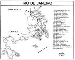 Rio De Janeiro Map The Vaccine Riots And The Difficulty Of Modernization In Rio De