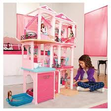 barbie dreamhouse barbie dream house target