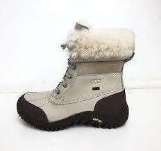s adirondack ugg boots otter ugg adirondack boots ebay