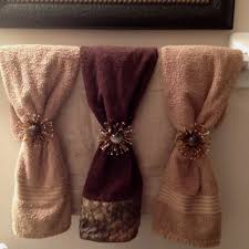 bathroom towel decorating ideas decorative towels on decorative towel for the bathroom