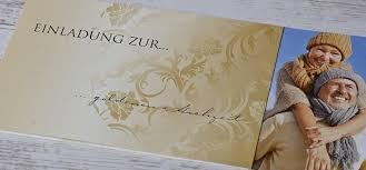 einladung goldene hochzeit einladungskarten für die goldene hochzeit selbst gestalten
