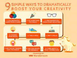 6 Ways To Find More 9 Ways To Dramatically Improve Your Creativity U2013 The Mission U2013 Medium